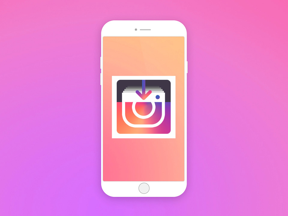 descargar fotos de instagram mac