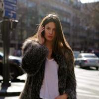 Looks de calle y estilo en la Semana de la Moda de París Otoño-Invierno 2010/2011