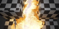 El fuego se apodera de PS4 en la demo técnica del Panta Rhei Engine de 'Deep Down'