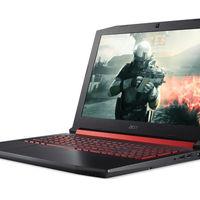 Portátil gaming Acer Nitro 5, con gráfica Nvidia GTX1050, por 649 euros y envío gratis con este cupón