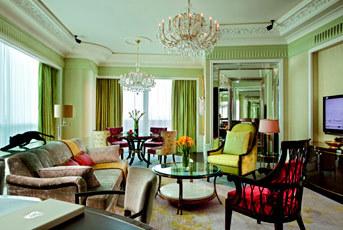 Foto de The St. Regis Singapore, hotel de lujo (17/17)