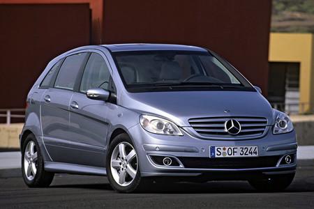 Mercedes-Benz ha vendido un millón de Clase B