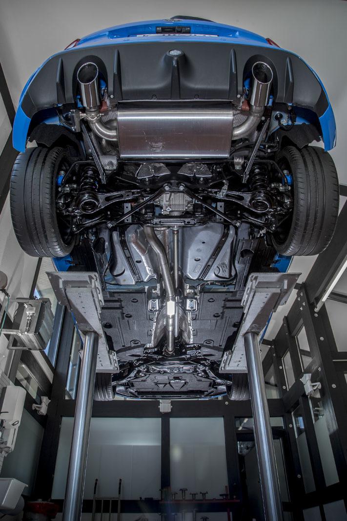 Foto de Ford Focus RS 2016, toma de contacto (88/129)