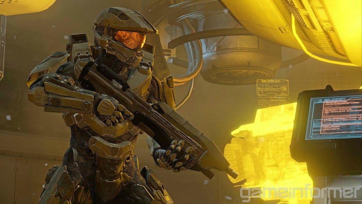 Foto de Halo 4 - Imágenes GameInformer (8/18)