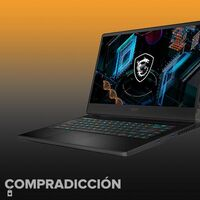 Este potente portátil gaming con gráfica RTX3070 lleva 300 euros de descuento en Amazon: MSI GP66 Leopard 11UG-016XES por 1.799 euros