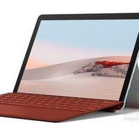 Estas son las primeras imágenes que se pueden haber filtrado de la futura Surface Go 2