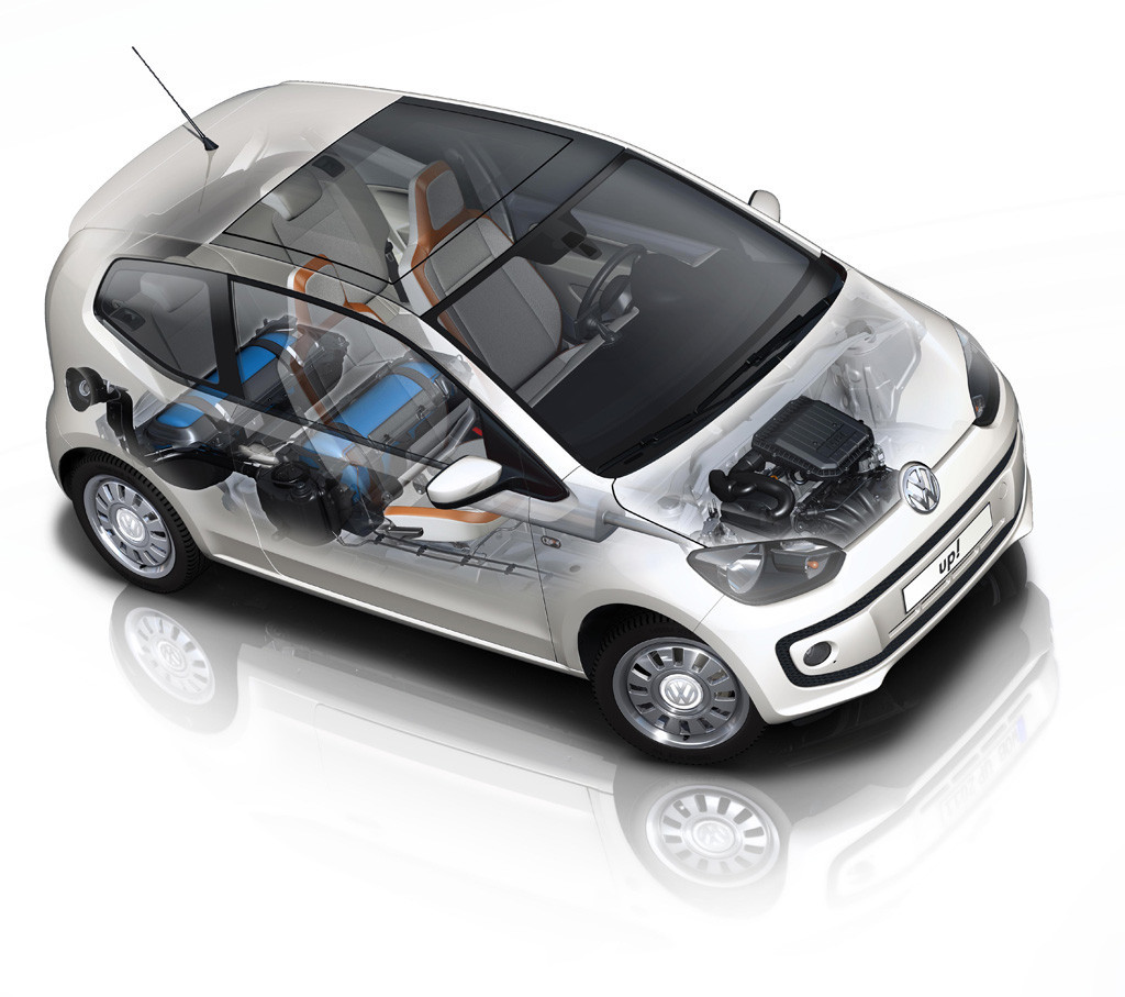 Foto de Volkswagen Up! (59/80)