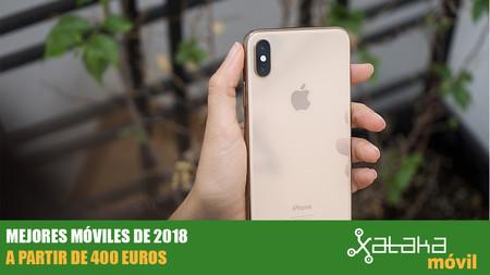 Guía de compras de navidades: los mejores móviles de gama alta de 2018