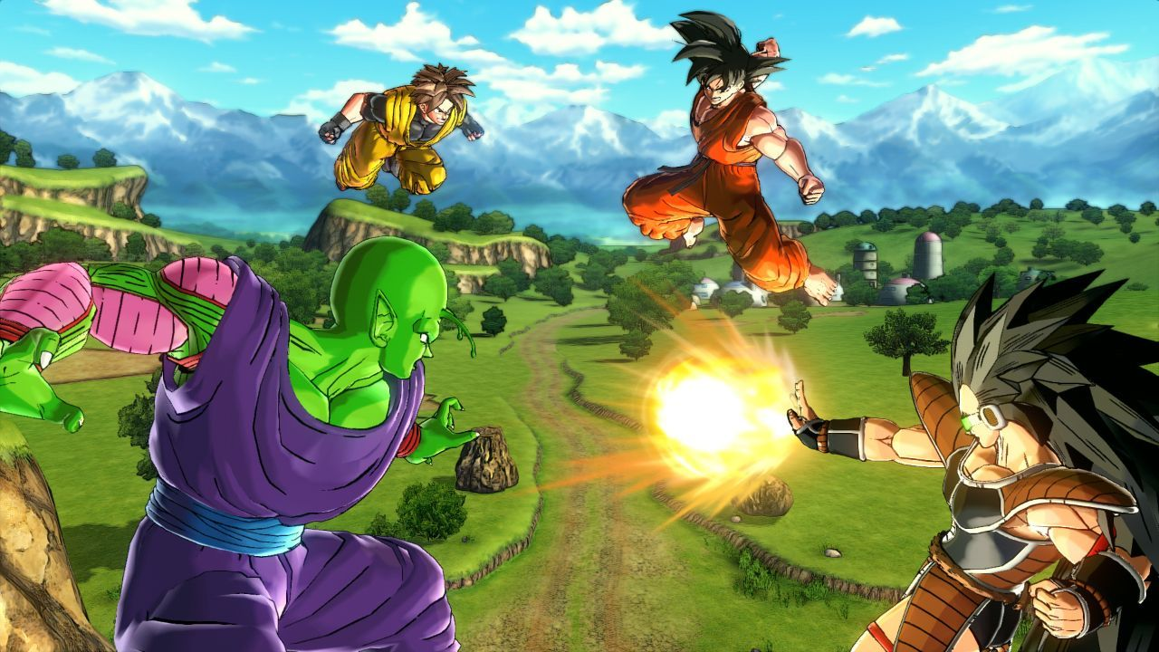 Foto de Guerrero Dragon Ball Xenoverse (9/19)