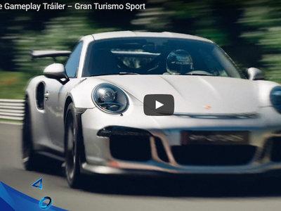 El futuro Gran Turismo Sport tendrá por fin modelos Porsche, y para muestra este vídeo en Nürburgring