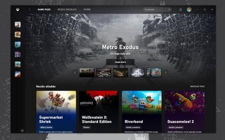 La nueva app de Xbox para Windows 10 marca el camino al resto: abandona Electron y gana mucho rendimiento como UWP