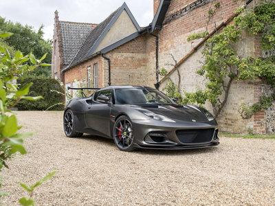 Lotus Evora GT430: el modelo más potente de la historia de la marca, con 436 CV