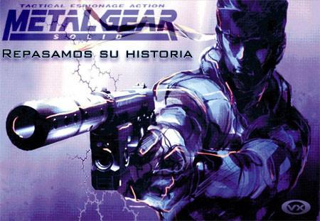 Especial: repasamos la historia de 'Metal Gear' (y III)
