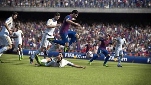 EASportsconfirmalasnovedadesqueencontraremosen'FIFA13'.YMessicomoinspiraciónenlosregates