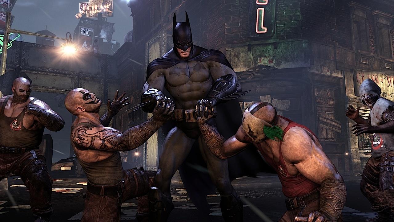 Foto de Batman: Arkham City [Octubre 2010] (9/10)