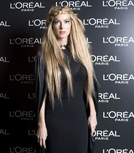 Look Mythological Dream de L'Oréal Paris, por Beatriz Matallana