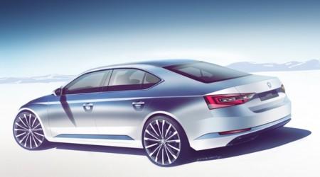 Las versiones híbridas enchufables del Škoda Superb y el Škoda Octavia se acercan