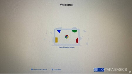 Configura Chrome Os