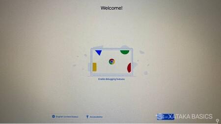 Configura Chrome Os