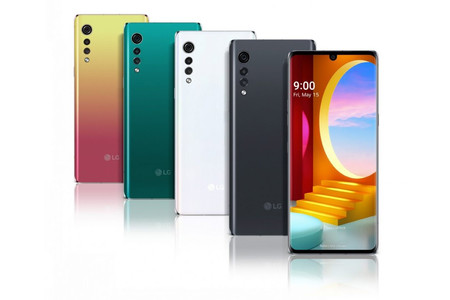 LG Velvet: LG viste su gama media de terciopelo con Snapdragon 765 y cámara triple de 48 MP
