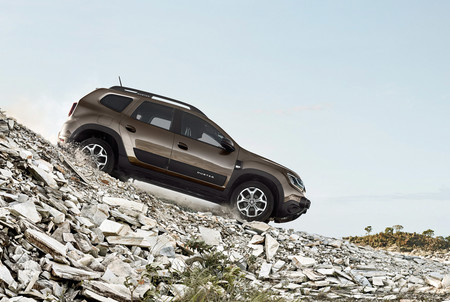 Renault Duster 2021 Mexico 4
