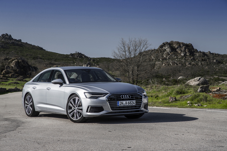 Foto de Audi A6 2018, toma de contacto (59/118)
