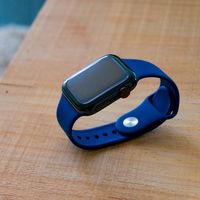 Apple ha explorado la posibilidad de añadir cámaras a las correas de su smartwatch