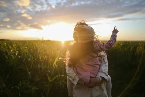 Mi hija ya no es un bebé y tengo mil sentimientos encontrados