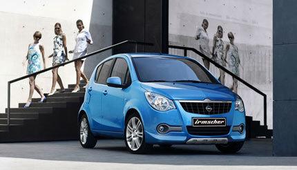 Opel Agila por Irmscher