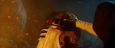 R2-D2 y Luke