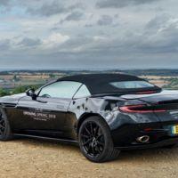 Aston Martin DB11 Volante: el adelantado