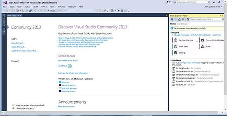 Vs2013 Community Update4 Team Explorer 3