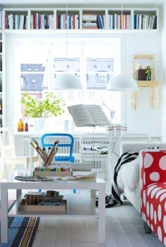 ¿Buena o mala idea?, utilizar una silla como estante en la pared