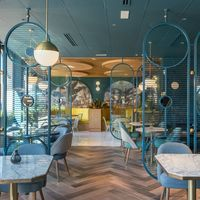 Art decó, estilo asiático... así es KAI la Caleta, el nuevo restaurante firmado por In Out Studio