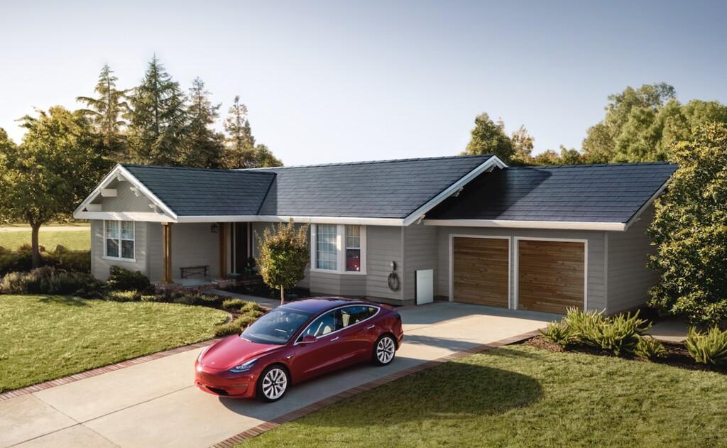 El tejado solar de Tesla en Europa: Elon Musk augura su llegada para finales de este año