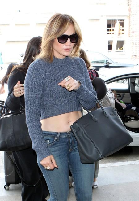 Jennifer Lopez Pelo Corto