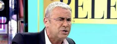 """Jorge Javier Vázquez estalla contra la Campos: """"Ella negoció el contrato y sabía las condiciones"""""""
