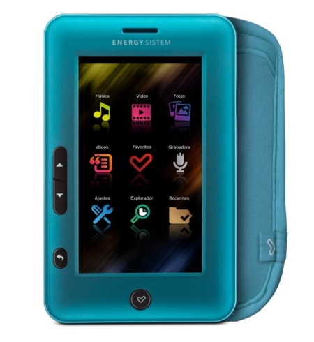 Energy Color eReader C4: compañero de bolsillo para este verano