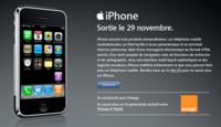 Apple anuncia el lanzamiento del iPhone en Francia el 29 de Noviembre