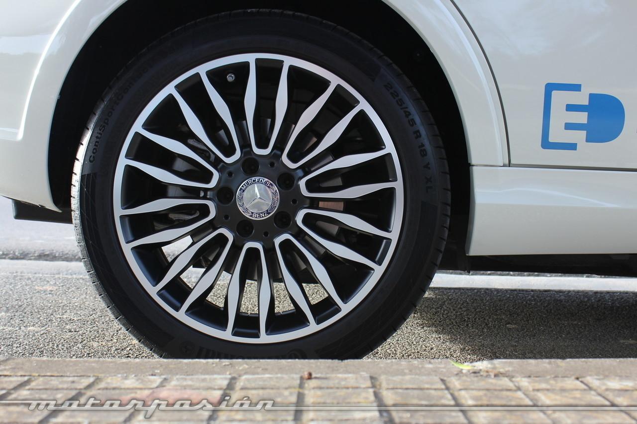 Foto de Mercedes-Benz Clase B 2015 - contacto (38/38)