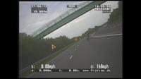 """Periodista cazado a 160 mph después de que su novia le diese el """"sí, quiero"""""""