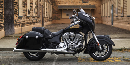 Indian Chieftain 2