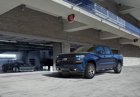 La Chevrolet Silverado 2019 será la primera en la historia del modelo que utilice un motor 4 cilindros