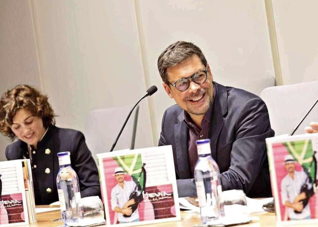 Qué opina José Ángel Hevia, reciente presidente de la SGAE, sobre Internet™ y las descargas