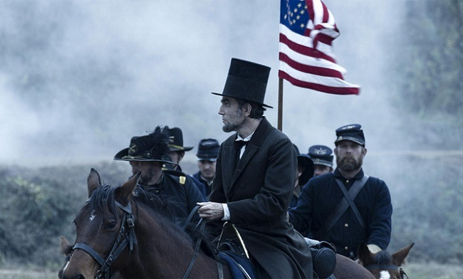 Imagen de la película 'Lincoln'