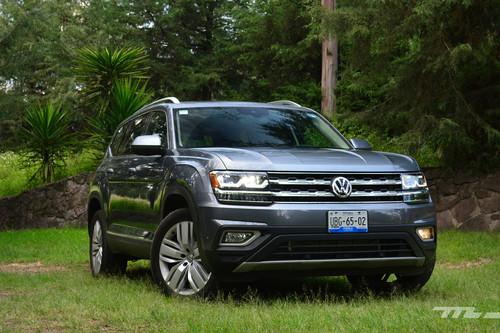 Volkswagen Teramont, a prueba:  así apuestan los alemanes por el SUV americano