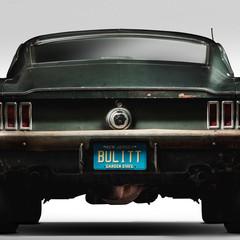 Foto 9 de 13 de la galería ford-mustang-bullitt-1968 en Motorpasión