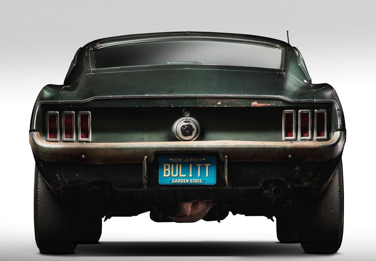 Foto de Ford Mustang Bullitt 1968 (9/13)