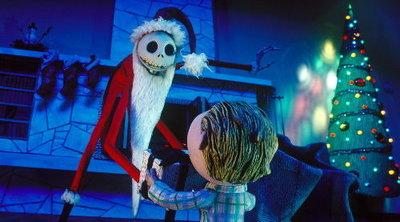 'Pesadilla antes de Navidad', el existencialismo de Jack