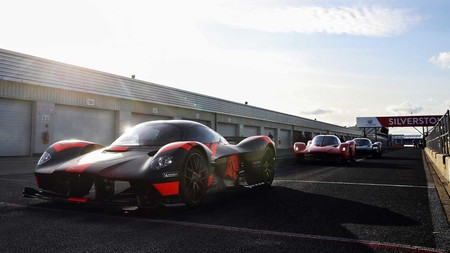 Aston Martin Wec 2020